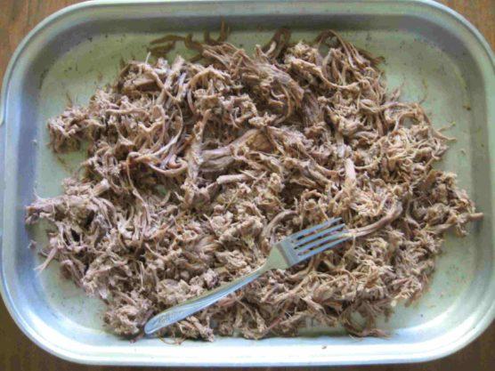 Shredded Pork
